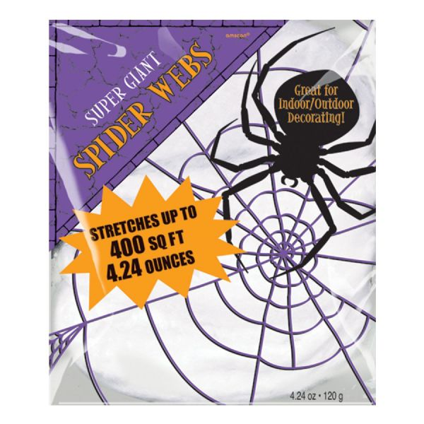 Stretchable Spiders Web - 120g